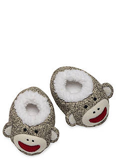 Rashti & Rashti® Sock Monkey Booties