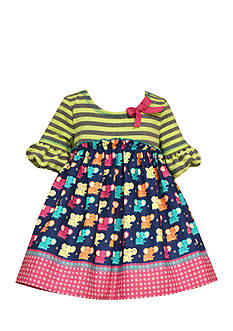 Bonnie Jean Convo Print Dress
