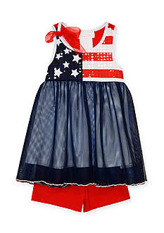 Bonnie Jean® Americana Dress