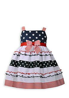 Bonnie Jean Seersucker Dress