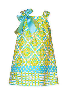 Bonnie Jean® Medallion Print Shift Dress Toddler Girls