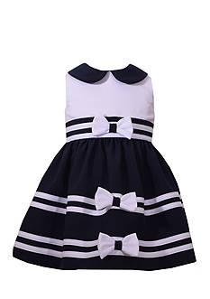 Bonnie Jean Nautical Bow Dress