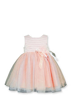 Bonnie Jean® Sequin to Tulle Dress Toddler Girls