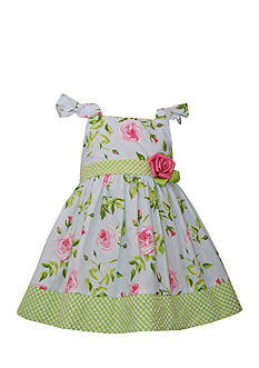 Bonnie Jean Rose Flutter Dress Toddler Girls