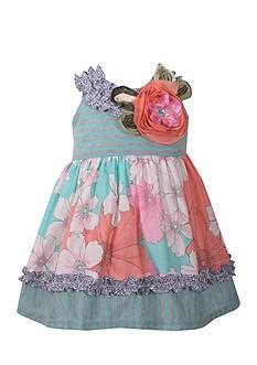 Bonnie Jean Ruch Floral Dress