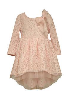 Bonnie Jean Lace Empire Dress