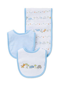 Little Me 3-Piece Fun Safari Cloth Set
