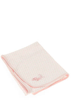 Little Me Newborn Girl Ballerina Receiving Blanket