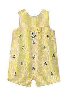 Little Me Anchor Sunsuit