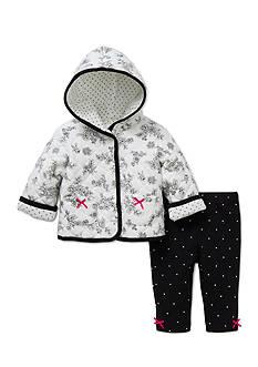 Little Me 2-Piece Floral Jacket Set
