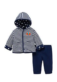 Little Me 2-Piece Elephant Jacket Set