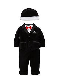 Little Me 4-Piece Tuxedo Set