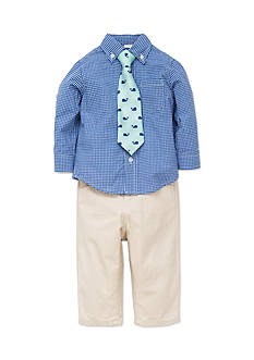 Little Me 3-Piece Shirt, Tie, and Pants Set