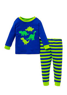Little Me 2-Piece Dino Pajama Set Toddler Boys