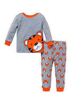 Little Me 2-Piece Tiger Pajama Set Toddler boys