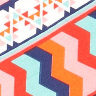 Baby Casual Wear for Girls: Orange Nursery Rhyme Printed Legging