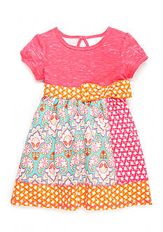 Nursery Rhyme Patchwork Dress