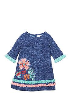 Nursery Rhyme Jersey Ruffle Tunic