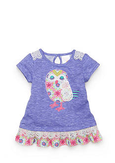 Nursery Rhyme Owl Knit Top