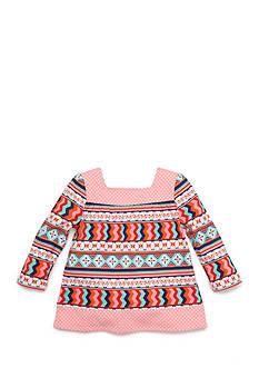 Nursery Rhyme Printed Knit Top Infant/Baby Girls