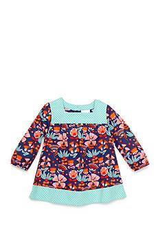 Nursery Rhyme Printed Woven Top Infant/Baby Girls
