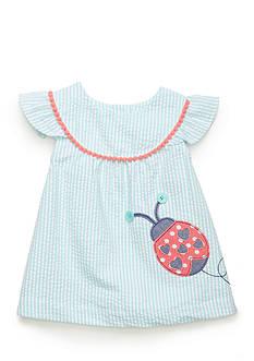 Nursery Rhyme Ladybug Knit Top
