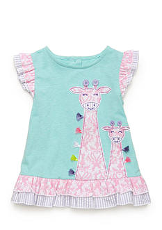 Nursery Rhyme Novelty Ruffle Top