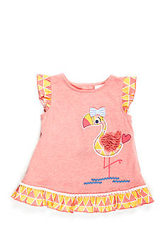 Nursery Rhyme Flamingo Top