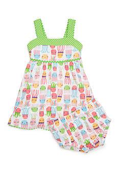 Nursery Rhyme Jellyfish Empire Dress