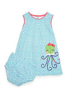 Nursery Rhyme Patterned Jellyfish Dress