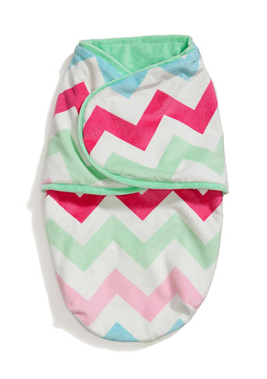 Nursery Rhyme® Multi Chevron Baby Swaddle Blanket
