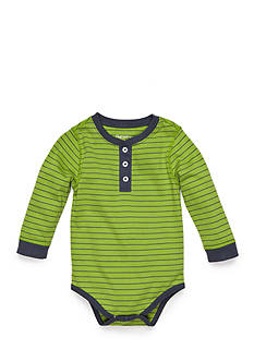 Nursery Rhyme® Stripe Henley Bodysuit