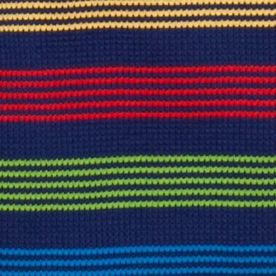 Baby & Kids: Basics Sale: Navy Stripe Nursery Rhyme Striped Thermal Bodysuit
