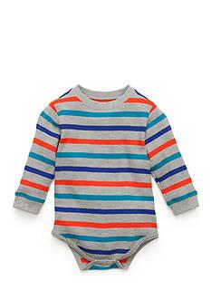 Nursery Rhyme Stripe Thermal Onesie Bodysuit