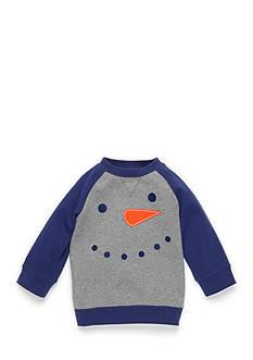 Nursery Rhyme Snowman Raglan Sweatshirt