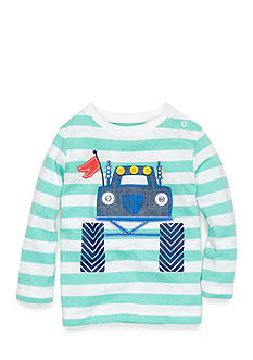 Nursery Rhyme® Novelty Stripe Crew Tee