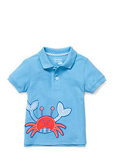 Nursery Rhyme Crab Polo Shirt