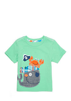 Nursery Rhyme Animal Applique Tee