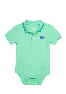 Nursery Rhyme Polo Bodysuit