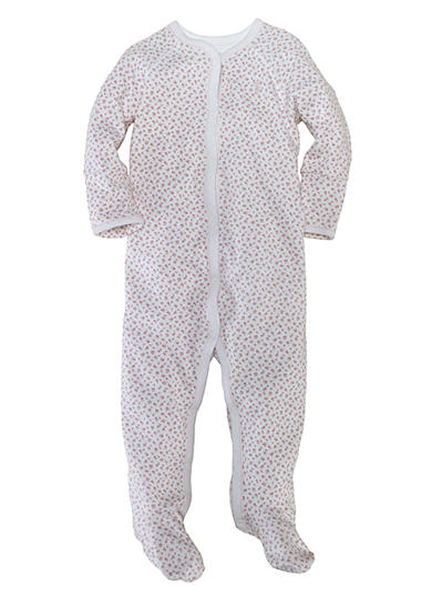 Ralph Lauren Childrenswear Floral Printed Coverall<br>