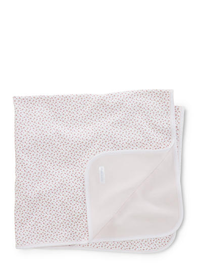 Ralph Lauren Childrenswear Reversible Printed Receiving Blanket