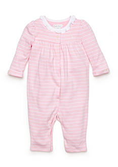 Ralph Lauren Childrenswear Striped Coverall
