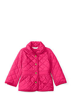 Ralph Lauren Childrenswear Shawl Barn Currant Baby Girls
