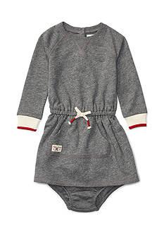 Ralph Lauren Childrenswear Terry Fleece Knit Dress