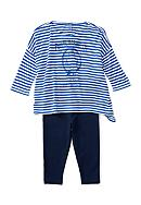 Ralph Lauren Childrenswear Striped Boxy Top &