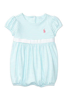Ralph Lauren Childrenswear Jersey Bubble Shortall