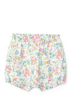 Ralph Lauren Childrenswear Batiste Floral Bloomers