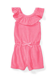 Ralph Lauren Childrenswear Terry Cover-Up