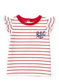 Ralph Lauren Childrenswear Jersey Anchor T-Shirt