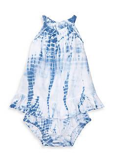 Ralph Lauren Childrenswear Tie-Dye Romper